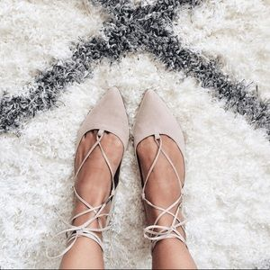 Vince Camuto Jerremie Pointed Toe Flats